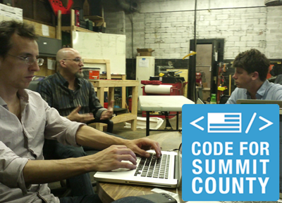Code for Summit County Brigade Meeting